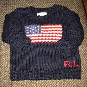 Ralph Lauren | 6M Knit Sweater 🇺🇸